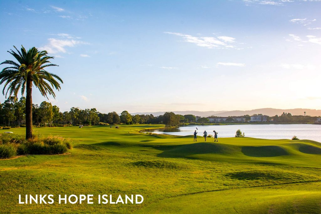 Links Hope Island 03